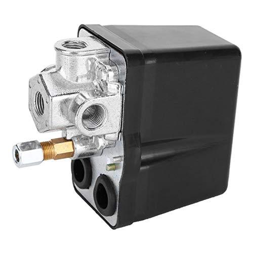 Bediffer Interruptor de presión de aire de funcionamiento estable Interruptor de aire trifásico interruptor automático para sistema penumatic para el tanque de almacenamiento de aire