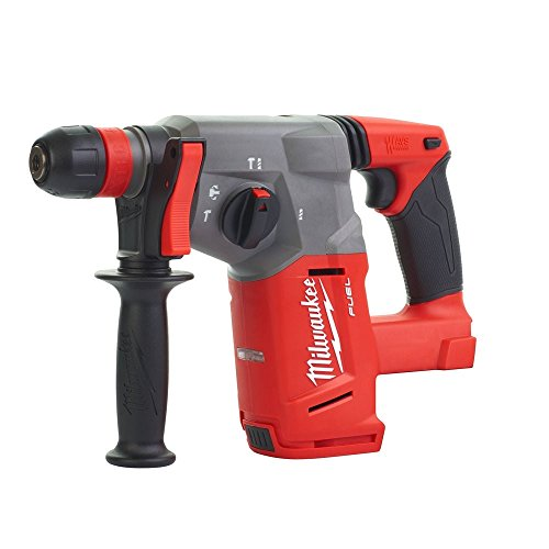 Milwaukee M18 FUEL CHX -0 - Chipper Poder golpeador inalámbrica 18V SDS-Plus