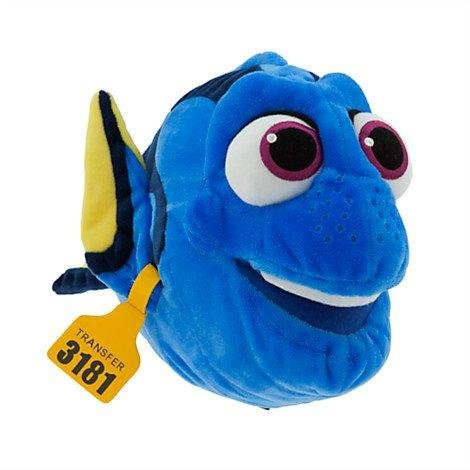 Finding Nemo Dory Plush - Finding Dory - Medium - 17'' by Disney