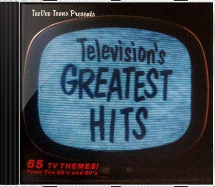 Various Televisions Greatest Hits 65 TV Theme novo lacr orig