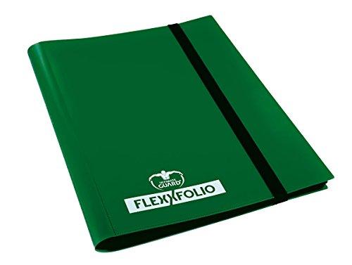 Ultimate Guard UGD010163 - 4-Pocket FlexXfolio, groen