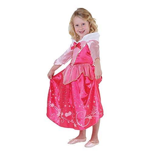 Rubie's-déguisement officiel - Disney- Costume Luxe Royale Aurore - Taille L- I-886817L