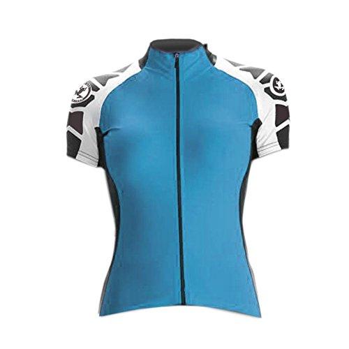 Uglyfrog HHDW06 Kurze Ärmel Sommer Fahrradtrikot Fahrrad Trikots/Shirt Damen Breathable Radfahren Clothes Sport MTB Straßenberg Bluse Top Outdoor Reiten Jacke