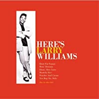 Here's Larry Williams [12 inch Analog]