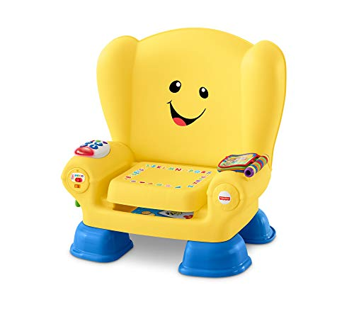 Fisher-Price BHB96 Smart Stages Chair, Educational Toddler Activity Chair...
