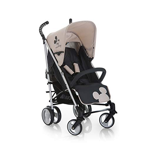 Hauck Spirit light silla de paseo infantil Disney, plegable, silla paraguero, empuñaduras...