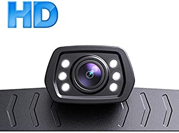 ZeroxClub Night Vision IP69 Waterproof HD Vehicle Backup Camera