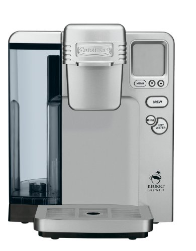 Cuisinart SS-700 Single Serve Brewing System, Silver...