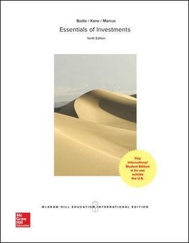 Essentials of investements (Scienze)