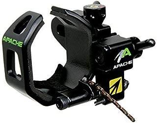 MiniXX Apache Tool-Less Adjustment knobs Arrow Rest Right Hand (Black)