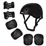 Ogotol Kids Protective Gear Set Toddler Bike Helmet for 3-8 Years Boys...