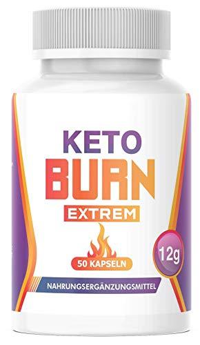 NEU: Saint Nutrition® KETO BURN V2 Extrem, Schnell & endlich - 2 Kapseln für den Tag - Frauen + Männer mit Superfrucht Garcinia Cambogia - Appetitzügler & Stoffwechsel Produkte aus Deutschland