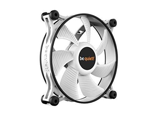 be quiet! BL088 ventilateur, refroidisseur et radiateur Boitier PC 12 cm Blanc