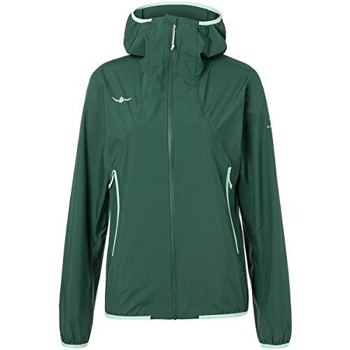 KAIKKIALLA Damen Aikkila 3-Layer Jacke, fir Green, S