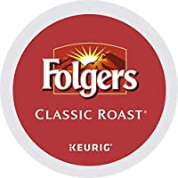 Folgers Gourmet Selections Single Cup for Keurig Brewers, Classic Roast, 24 Count by Folgers