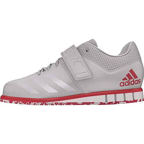adidas Men's Powerlift.3.1 Multisport Indoor Shoes, Multicolour (Pertiz/Pertiz/Escarl 000), 7 UK