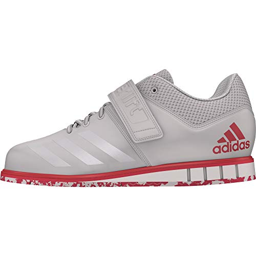 adidas Men's Powerlift.3.1 Multisport Indoor Shoes, Multicolour (Pertiz/Pertiz/Escarl 000), 7 UK