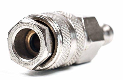 Schnellanschluss Druckluftschlauch für LKW Mercedes Actros MP4 und DAF 106, Metall, Druck 13 kg/cm2