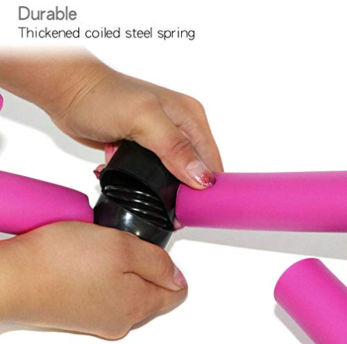 Product Image 3: YNXing Thigh Master Thigh Trimmer Thin Body/Thigh Toner & Butt, Leg, Arm Toner/Leg Exerciser Home Gym Equipment Best for Weight Loss Thin Thigh (Pink 2)