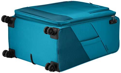 [アメリカンツーリスター]スーツケースカービースピナー75/28エキスパンダブルTSA保証付104L75cm3.5kgブルー