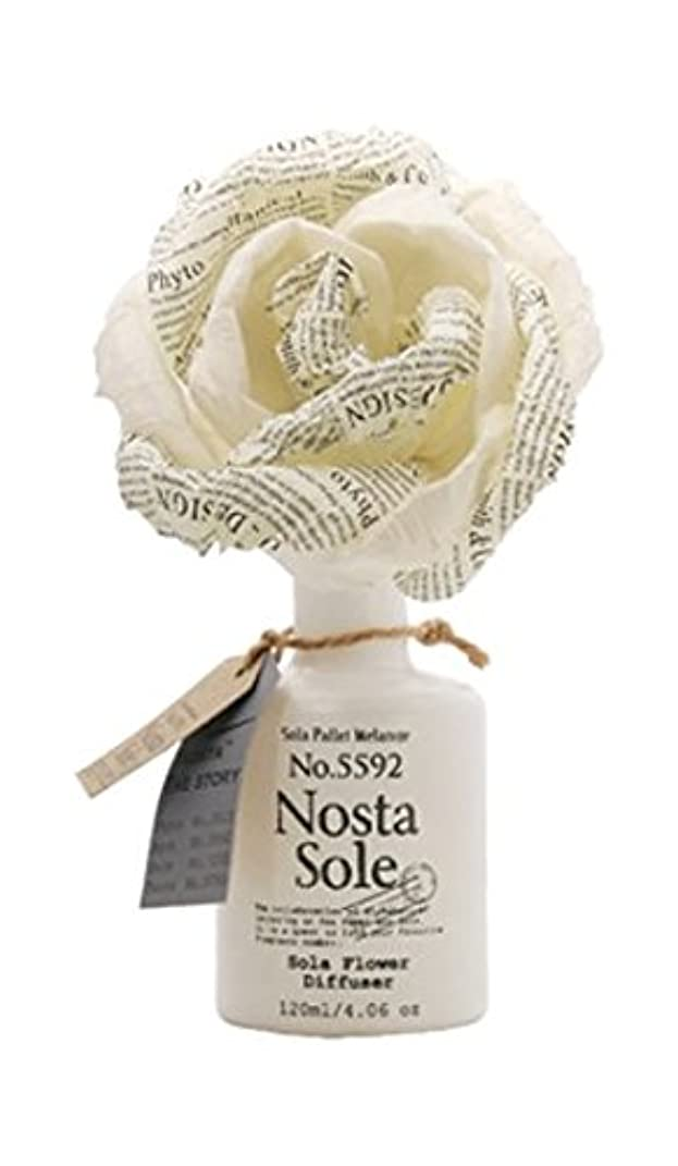 質量取り戻す代替案Nosta ノスタ Solaflower Diffuser ソラフラワーディフューザー Sole ソーレ/太陽