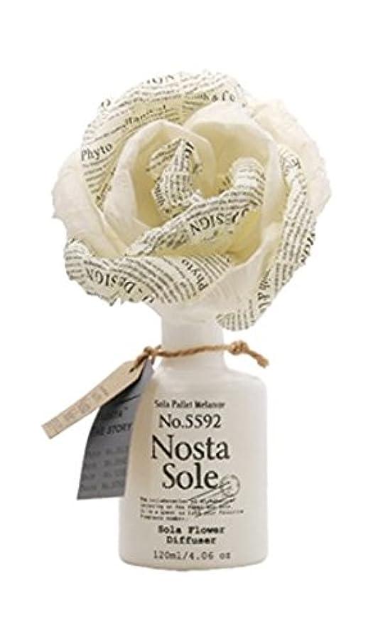 カレンダーズボン石膏Nosta ノスタ Solaflower Diffuser ソラフラワーディフューザー Sole ソーレ/太陽