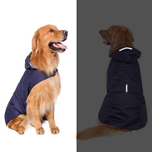 Waterproof Dog Rain Jacket