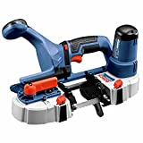 Bosch GCB18V-2N-RT 18V Lithium-Ion Compact Cordless Band Saw (Tool Only) (Renewed)