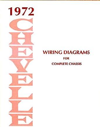 1967 chevelle ss wiring diagram schematic amazon com el camino wiring schematic books  amazon com el camino wiring schematic