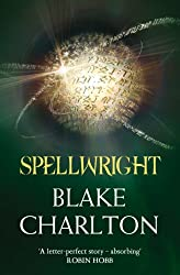 Cover of Spellwright by Blake Charlton