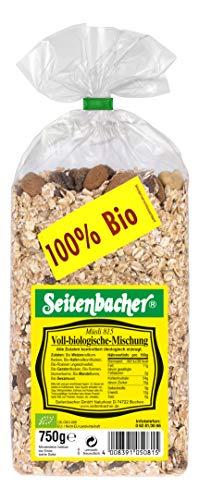Seitenbacher Müsli voll-biologische Mischung, 750 g