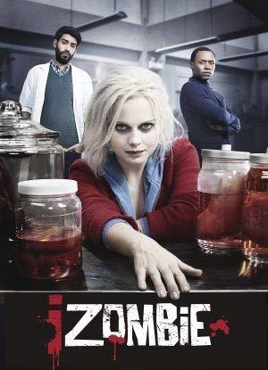 IZOMBIE – Poster Plakat Drucken Bild Poster Print - 43.2 x 60.7cm Größe Grösse Filmplakat
