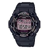 [カシオ] 腕時計 ベビージー チェリー ブロッサム カラーズ BGR-3000CB-1JF レディース ブラック