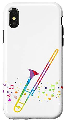 iPhone X/XS Marching Band Trombone Case
