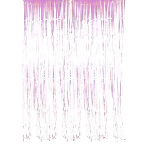 cortina oropel fabricante Amosfun