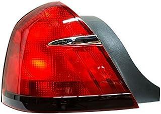 Calavera Izquierda/Piloto GENERICA Compatible con Ford Grand Marquis 1998-2002