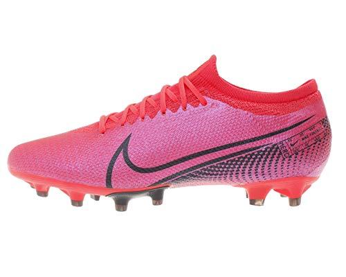 Nike Herren Vapor 13 Ag-Pro Fußballschuh, Laser Crimson/Black-Laser Crim, 42.5 EU