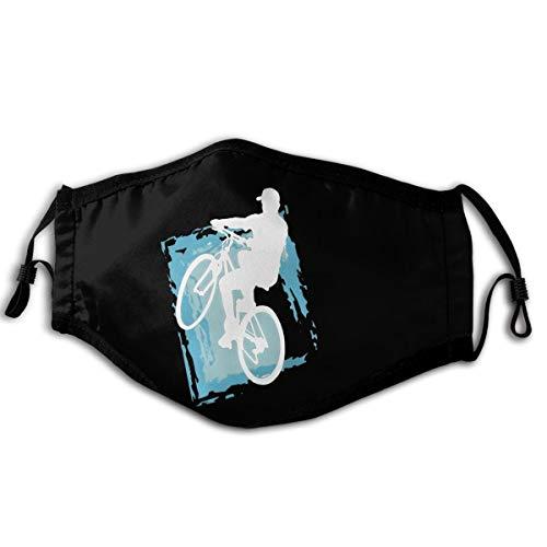 Mountain Bike Sport1 Unisex Reusable Face Mask Outdoor Dust Mask Black