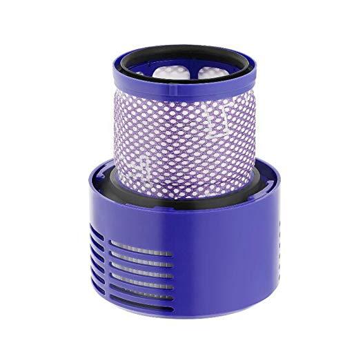 AMSAMOTION - Filtri di ricambio per Dyson V10 Cyclone serie, V10 Absolute, V10 Animal, V10 Total Clean, SV12, ricambio Dyson n° 969082-01