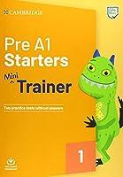 Pre A1 Starters Mini Trainer with Audio Download (Fun Skills)