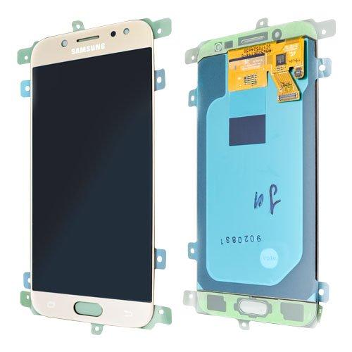 LCD Display Samsung J530F Galaxy J5 2017 Original full gold - SVC LCD ASSY-OCTA(E/GOLD)SM-J530
