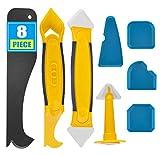 Kit de herramientas de calafateo de silicona, juego de...