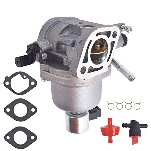 ALL-CARB Carburetor Replacement for Tractor Engine 699807 406577 407577 20HP Intek Engine Mower