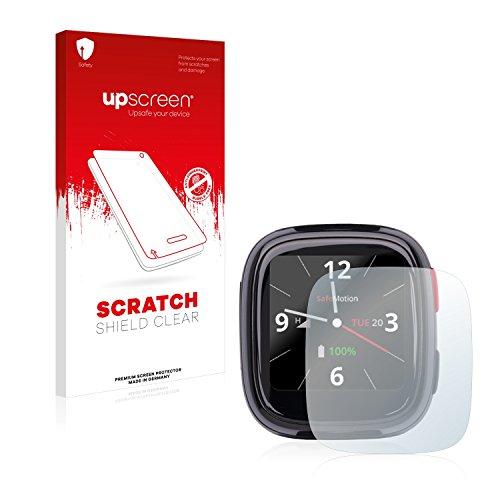 upscreen Schutzfolie kompatibel mit SafeMotion S3 – Kristallklar, Kratzschutz, Anti-Fingerprint