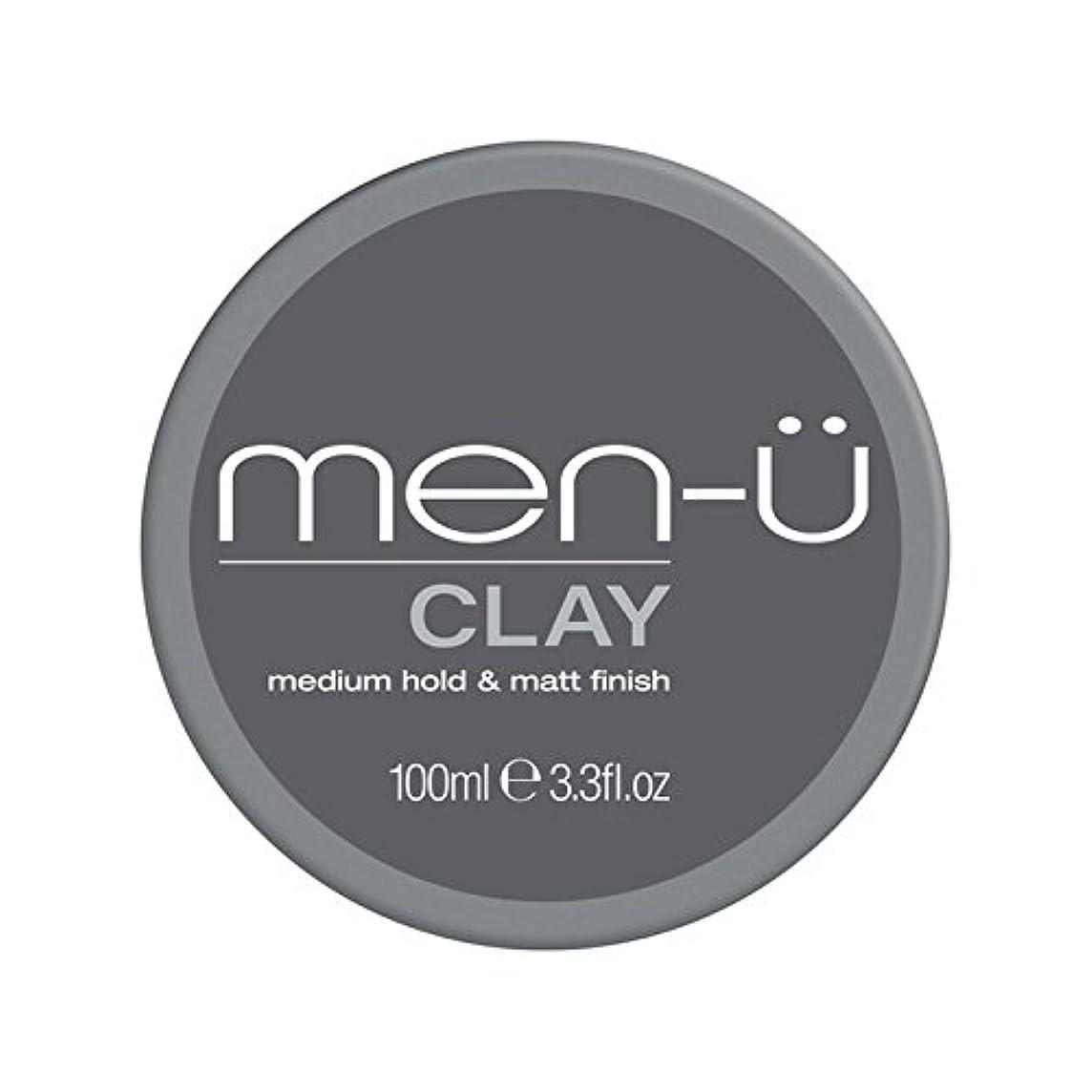 債務者手荷物皮Men-? Clay (100ml) - 男性-粘土(100ミリリットル) [並行輸入品]