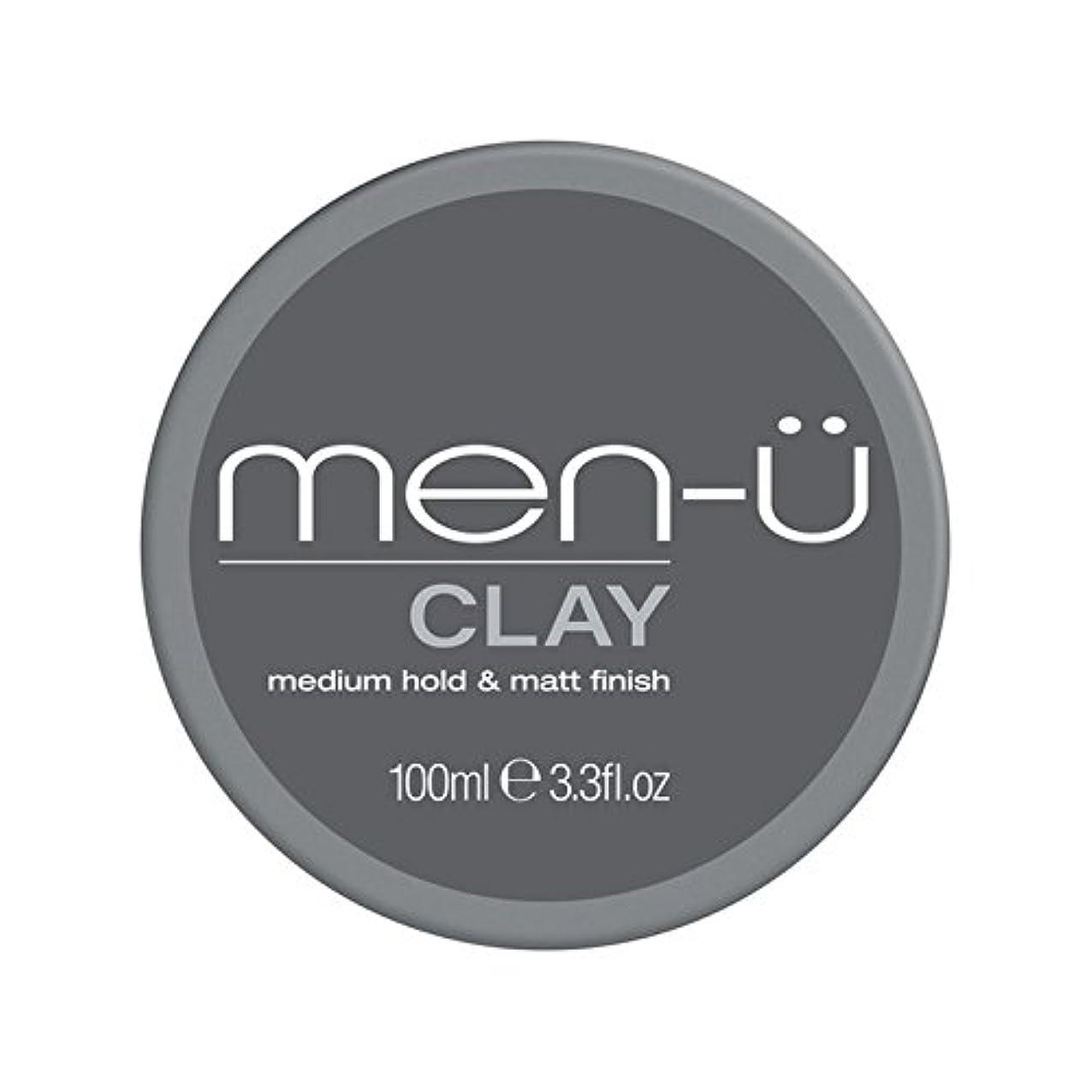 案件同僚奪うMen-? Clay (100ml) (Pack of 6) - 男性-粘土(100ミリリットル) x6 [並行輸入品]