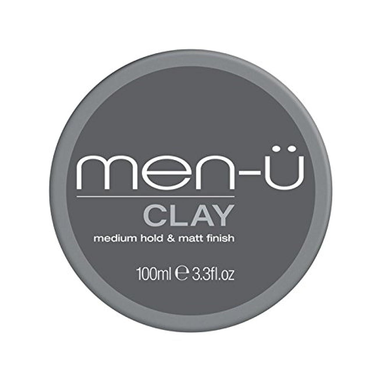六次へ血まみれの男性-粘土(100ミリリットル) x2 - Men-? Clay (100ml) (Pack of 2) [並行輸入品]