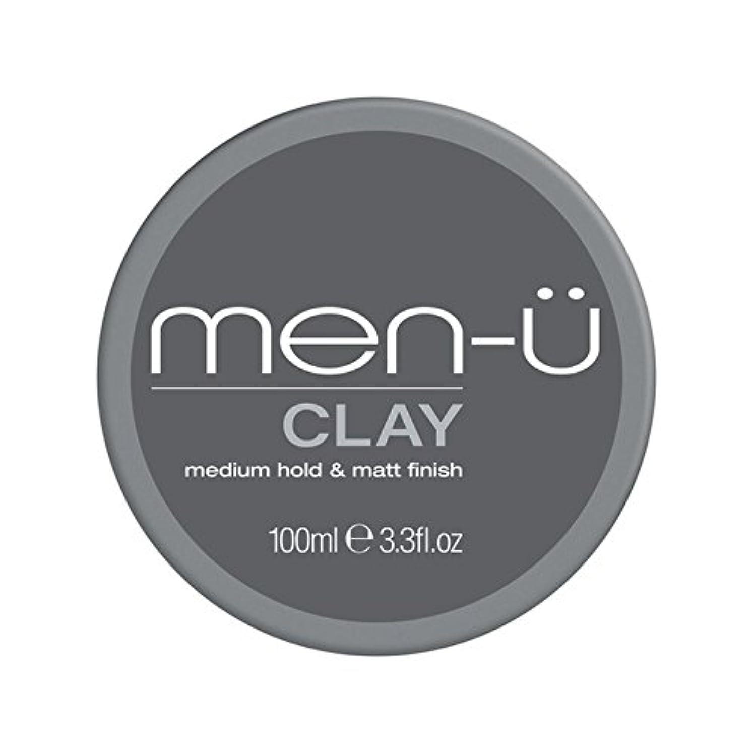 トレイル再びシンプトン男性-粘土(100ミリリットル) x2 - Men-? Clay (100ml) (Pack of 2) [並行輸入品]