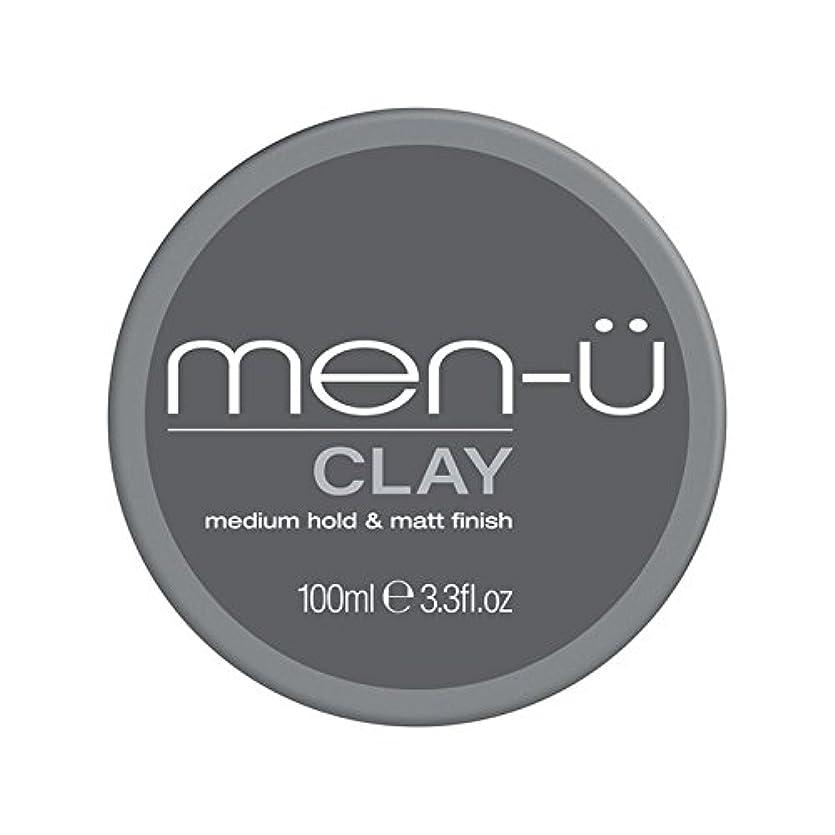 不良言い訳したいMen-? Clay (100ml) (Pack of 6) - 男性-粘土(100ミリリットル) x6 [並行輸入品]