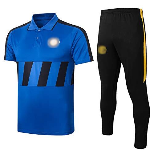 Intěr Mil-n - Traje de entrenamiento de fútbol para hombre, camiseta de fútbol unisex Swingman (S-XXL) XL